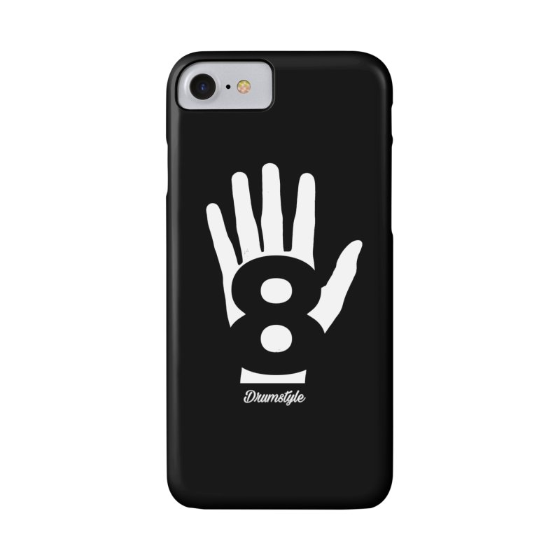 8 ON A HAND by Drumstyle Accessories Phone Case by Online Store