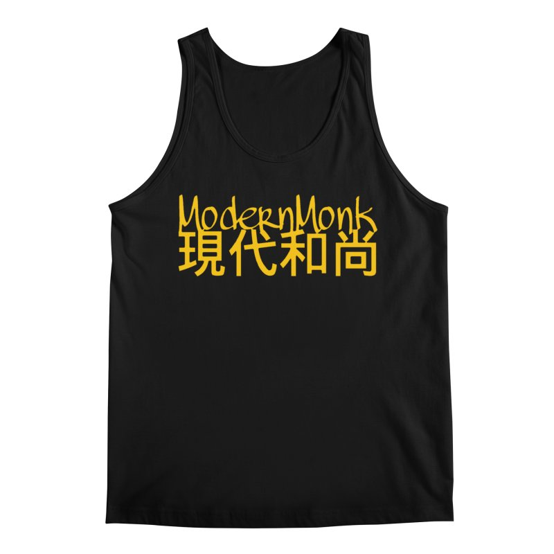 ModernMonk Men's Regular Tank by Online Store