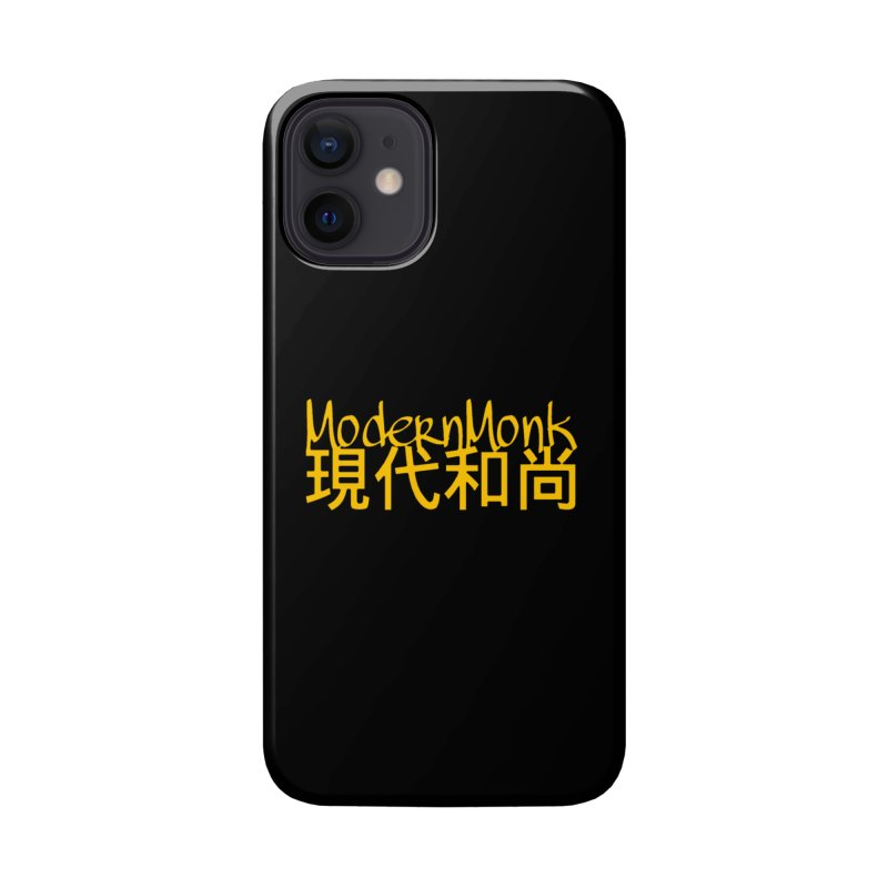 ModernMonk Accessories Phone Case by Online Store