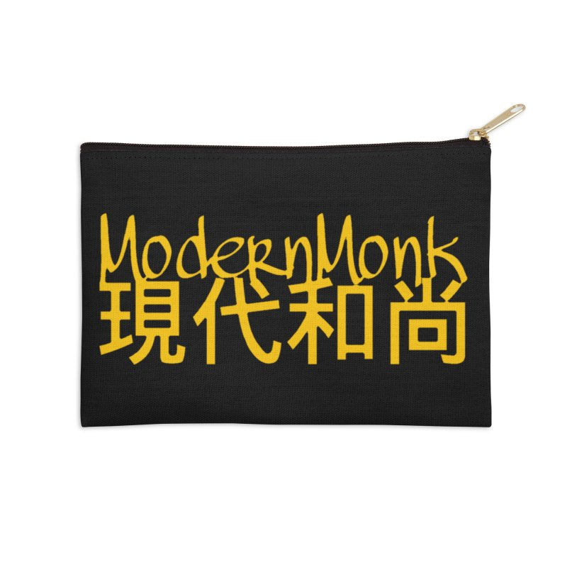 ModernMonk Accessories Zip Pouch by Online Store