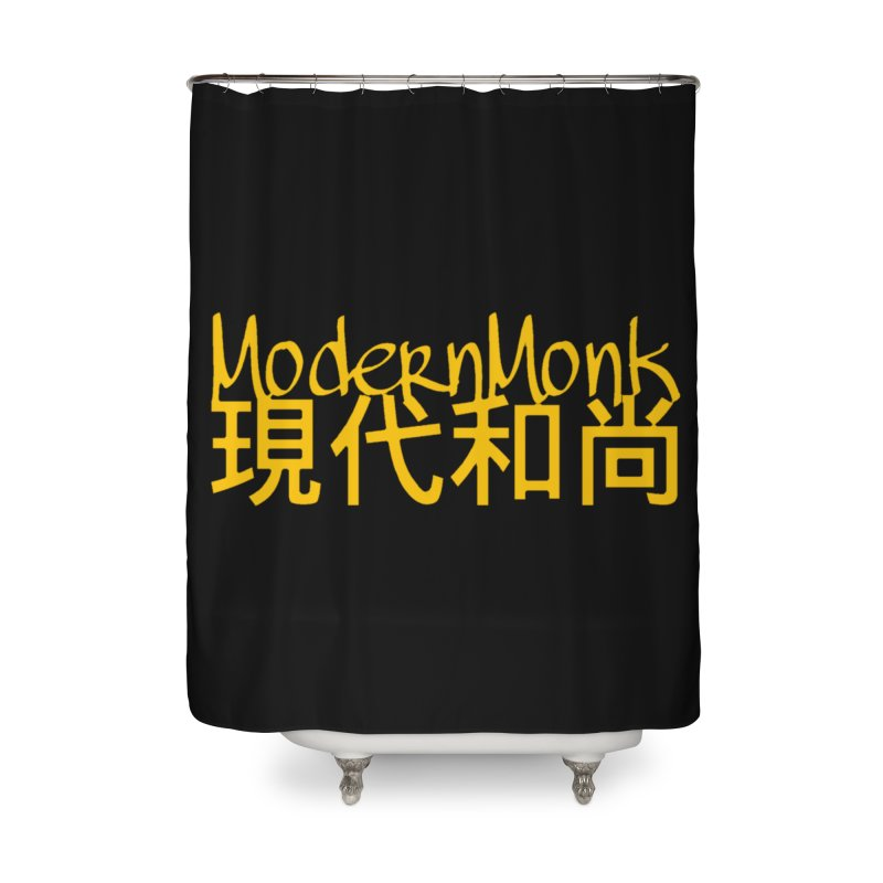 ModernMonk Home Shower Curtain by Online Store