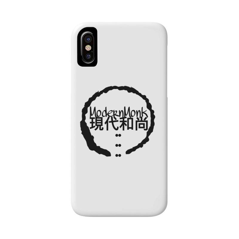 ModernMonkZen Accessories Phone Case by Online Store