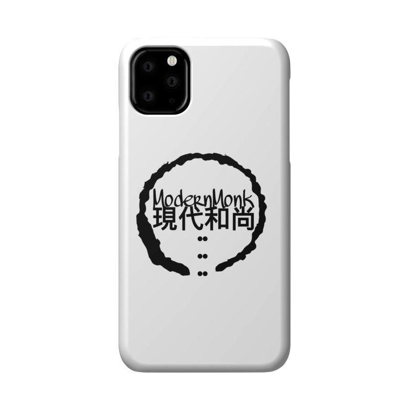 ModernMonkZen Accessories Phone Case by Online Store