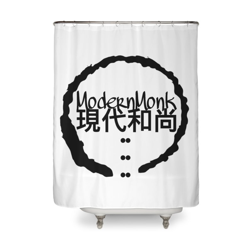ModernMonkZen Home Shower Curtain by Online Store