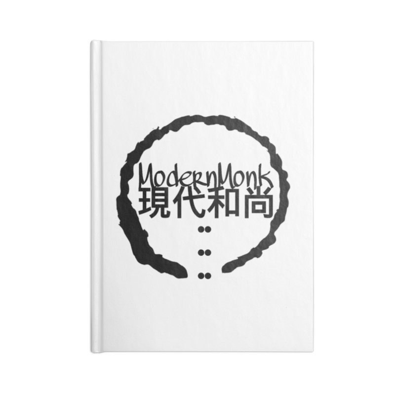 ModernMonkZen Accessories Blank Journal Notebook by Online Store