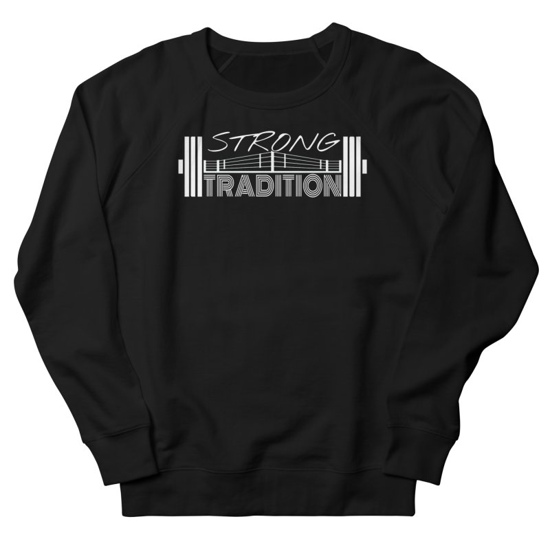 strong tradition 2 Men's French Terry Sweatshirt by Online Store
