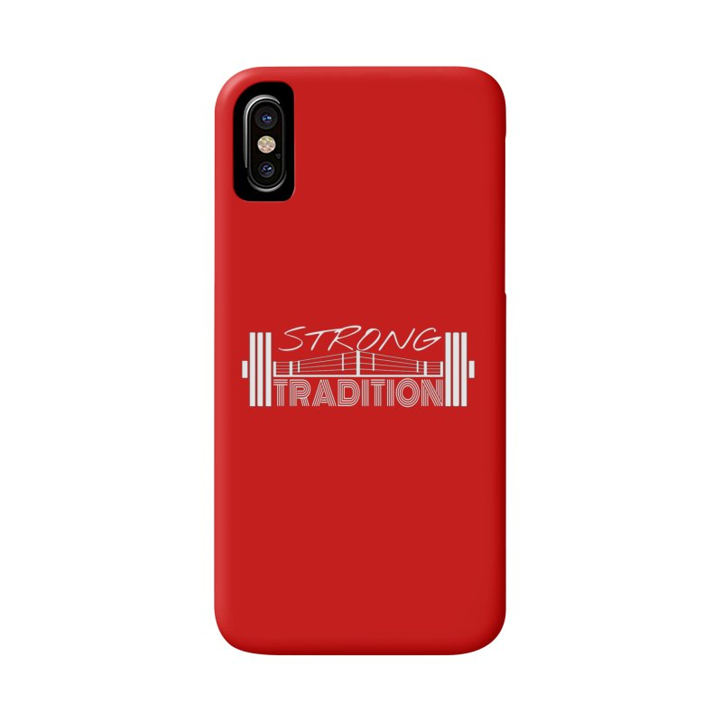 strong tradition 2 Accessories Phone Case by Online Store