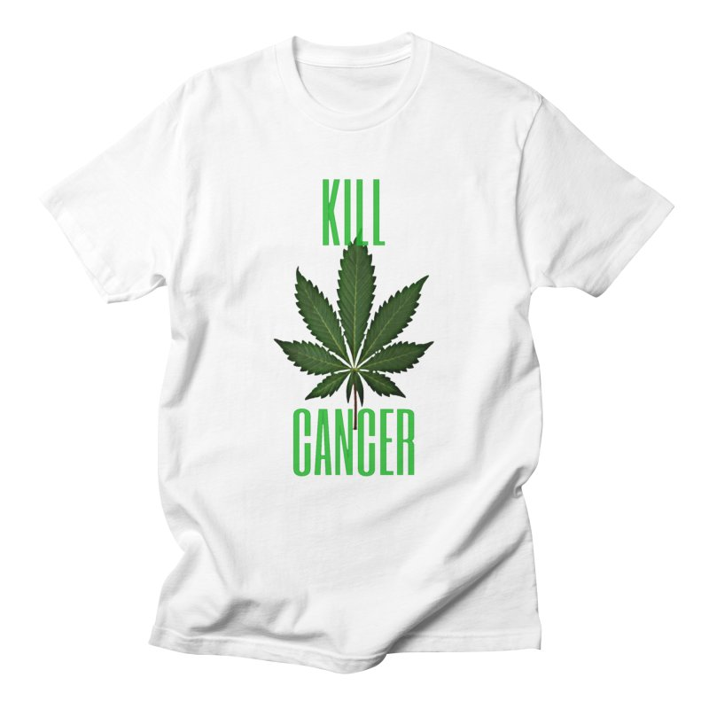 Kill Cancer Men's T-Shirt by Online Store