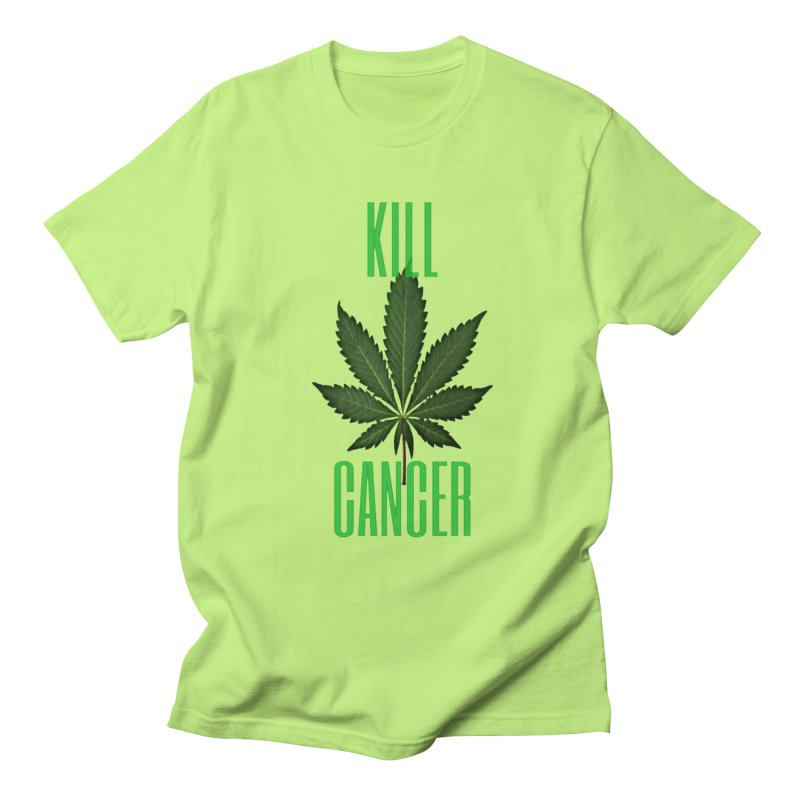 Kill Cancer Women's Regular Unisex T-Shirt by Online Store