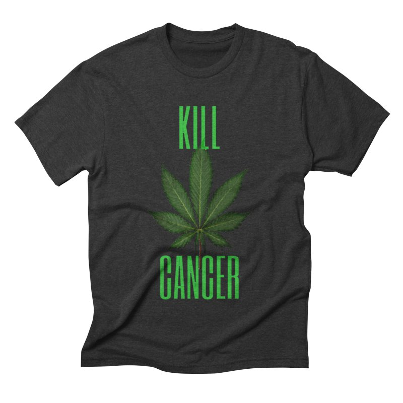 Kill Cancer Men's Triblend T-shirt by Online Store