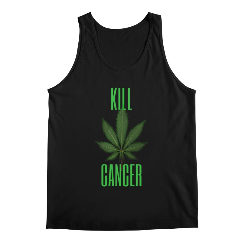 Kill Cancer Men's Regular Tank by Online Store