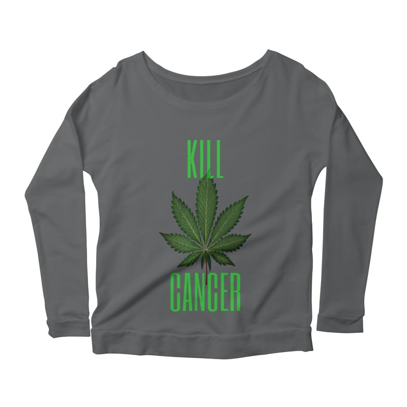 Kill Cancer Women's Longsleeve T-Shirt by Online Store