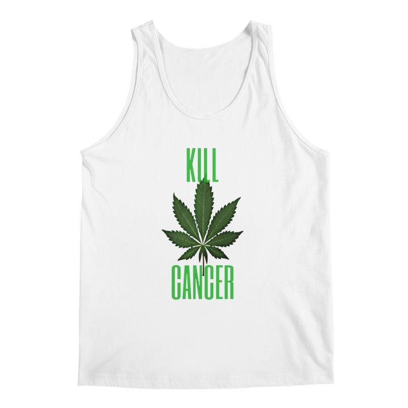 Kill Cancer Men's Regular Tank by Online Store