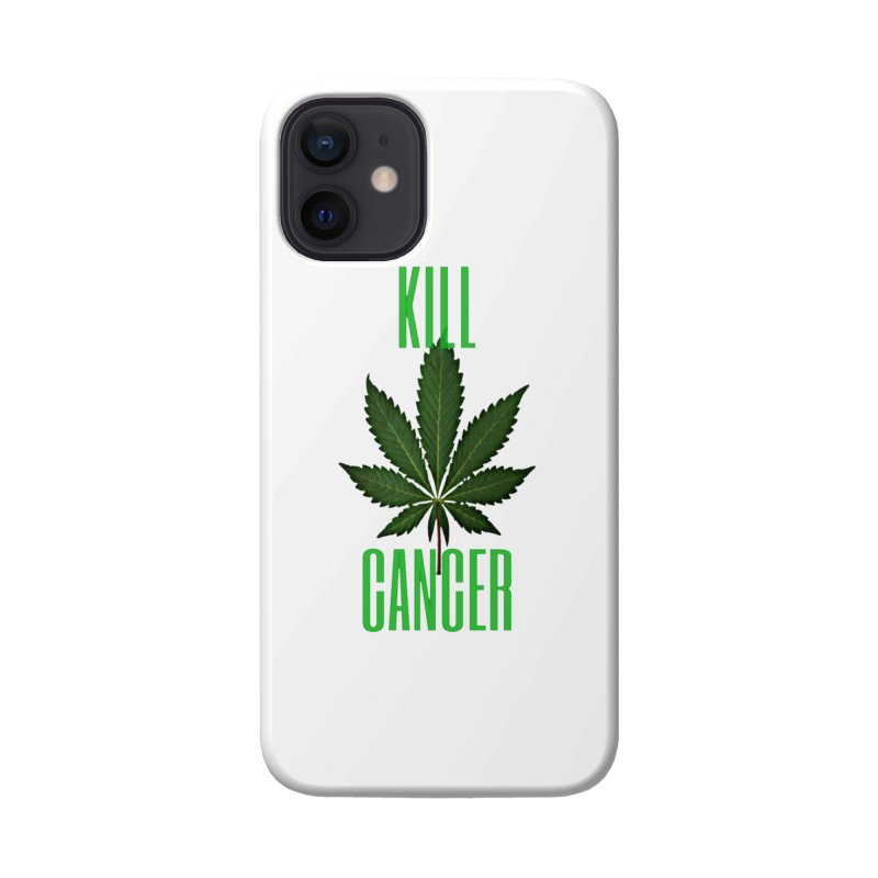 Kill Cancer Accessories Phone Case by Online Store