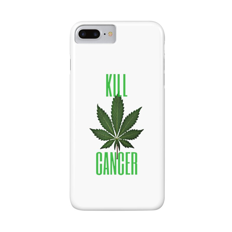 Kill Cancer in iPhone 7 Plus Phone Case Slim by Online Store