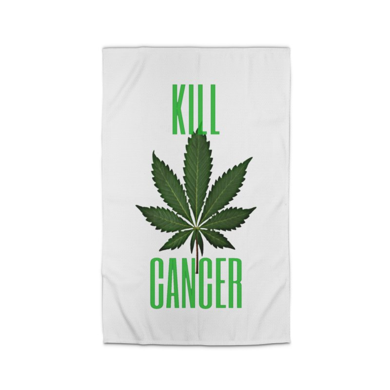 Kill Cancer Home Rug by Online Store