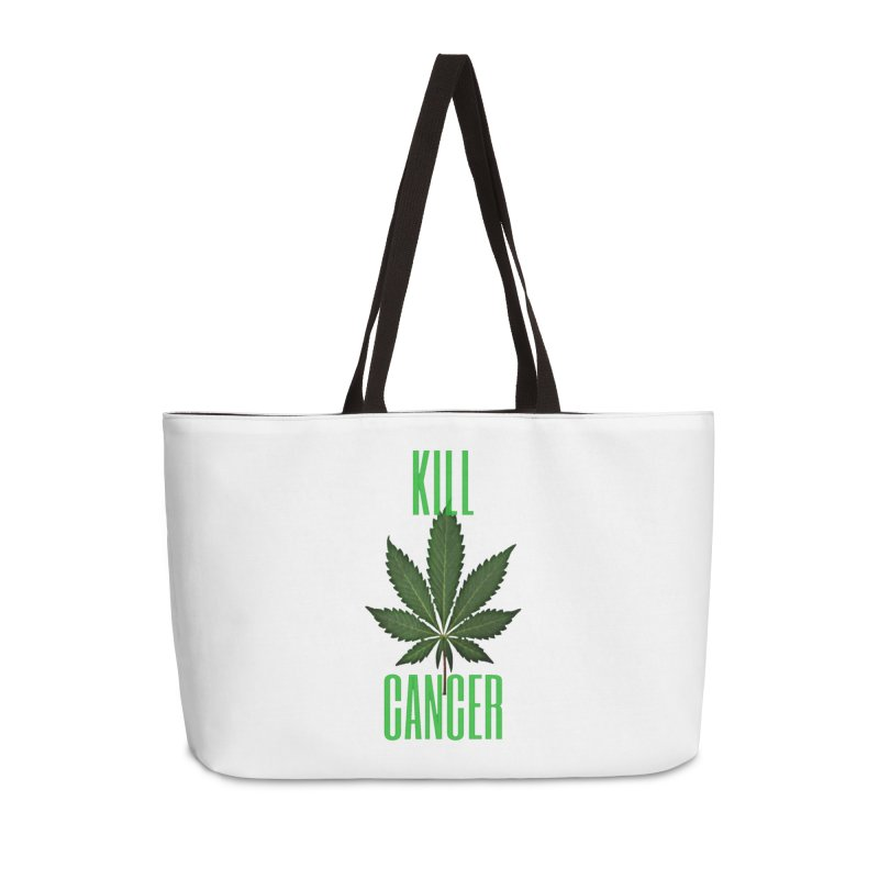 Kill Cancer Accessories Bag by Online Store