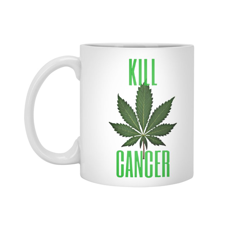 Kill Cancer Accessories Mug by Online Store