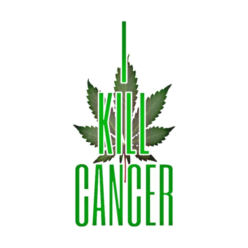 I Kill Cancer Men's Pullover Hoody by Online Store