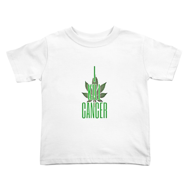 I Kill Cancer Kids Toddler T-Shirt by Online Store