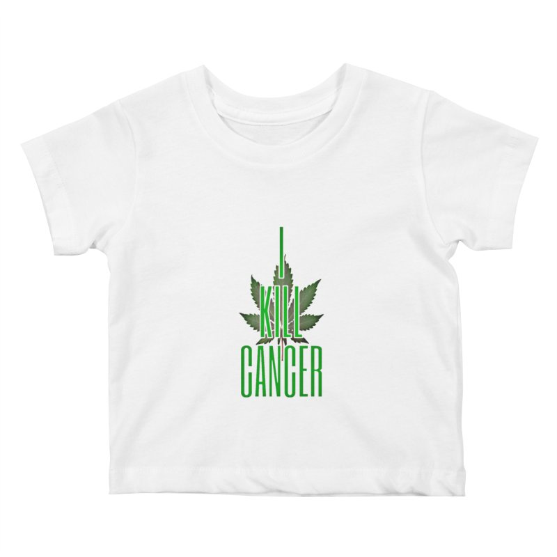 I Kill Cancer Kids Baby T-Shirt by Online Store