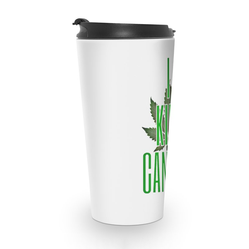 I Kill Cancer Accessories Travel Mug by Online Store