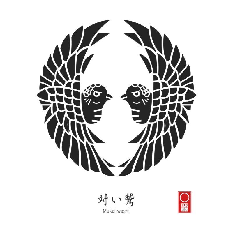 Mukai washi   KAMON [ Japanese Family Crest ] by 504d's Artist Shop