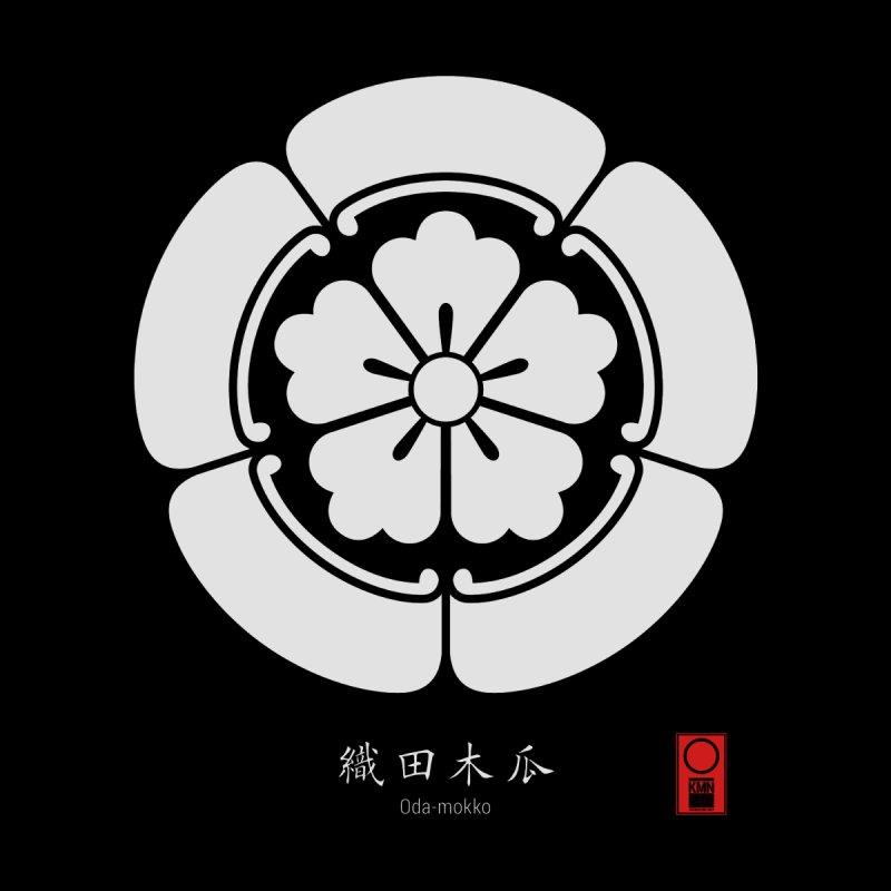 Oda mokkou   KAMON [ Japanese Family Crest ] by 504d's Artist Shop