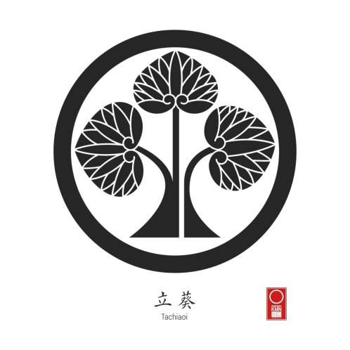 Collection 504d On Threadless Kamon Japanese Family Crest