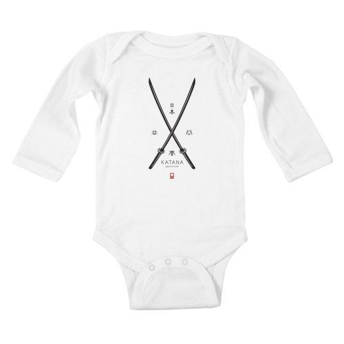 24fe7a2f Shop 504d on Threadless kids baby-longsleeve-bodysuit