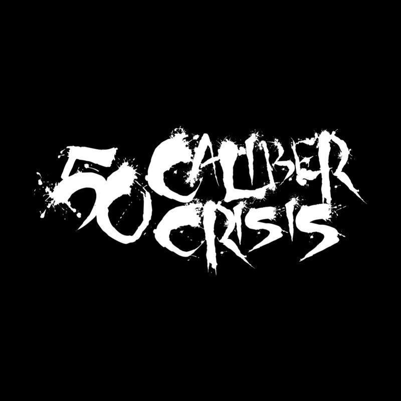 Modern Logo Men's T-Shirt by 50 Caliber Crisis Official Merchandise!