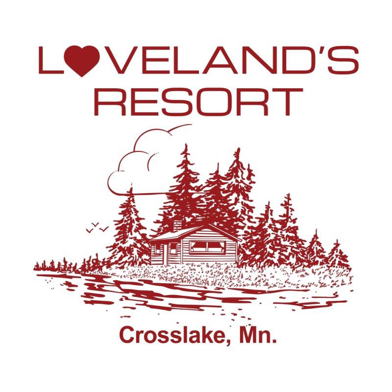 Vintage Loveland's Resort Women's T-Shirt by 513 Kelly St