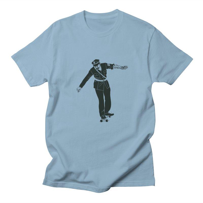 Copskates Men's T-Shirt by 51brano's Artist Shop
