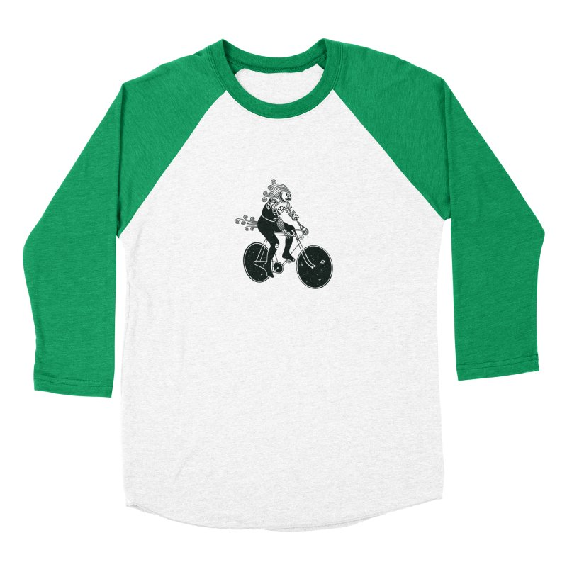Fixed Women's Baseball Triblend Longsleeve T-Shirt by 51brano's Artist Shop