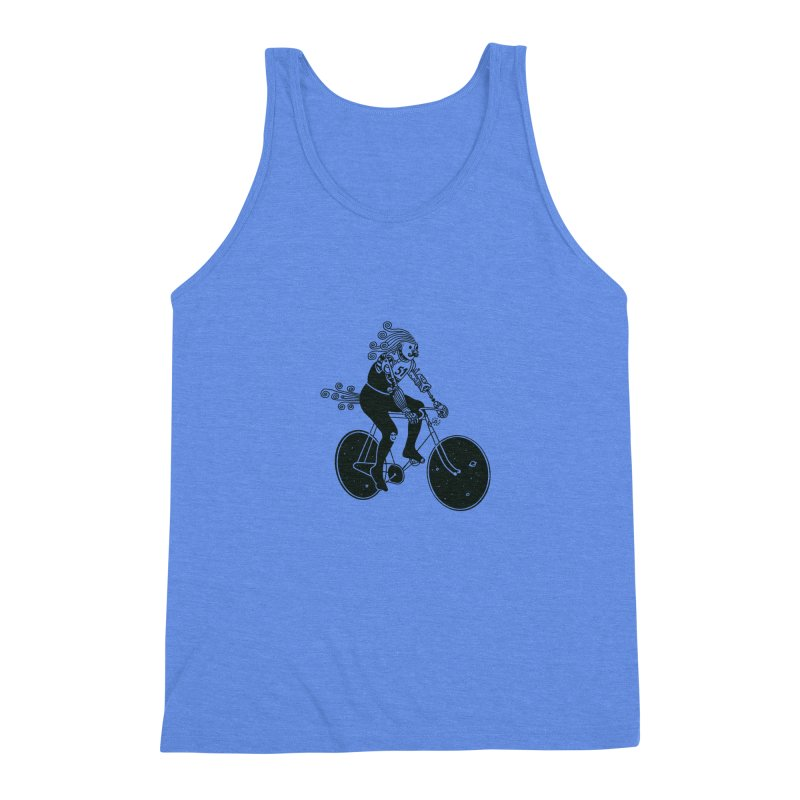 Fixed Men's Triblend Tank by 51brano's Artist Shop