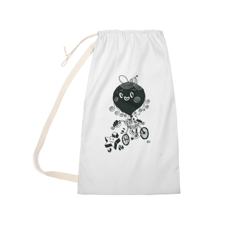 Killyouridol Accessories Laundry Bag Bag by 51brano's Artist Shop