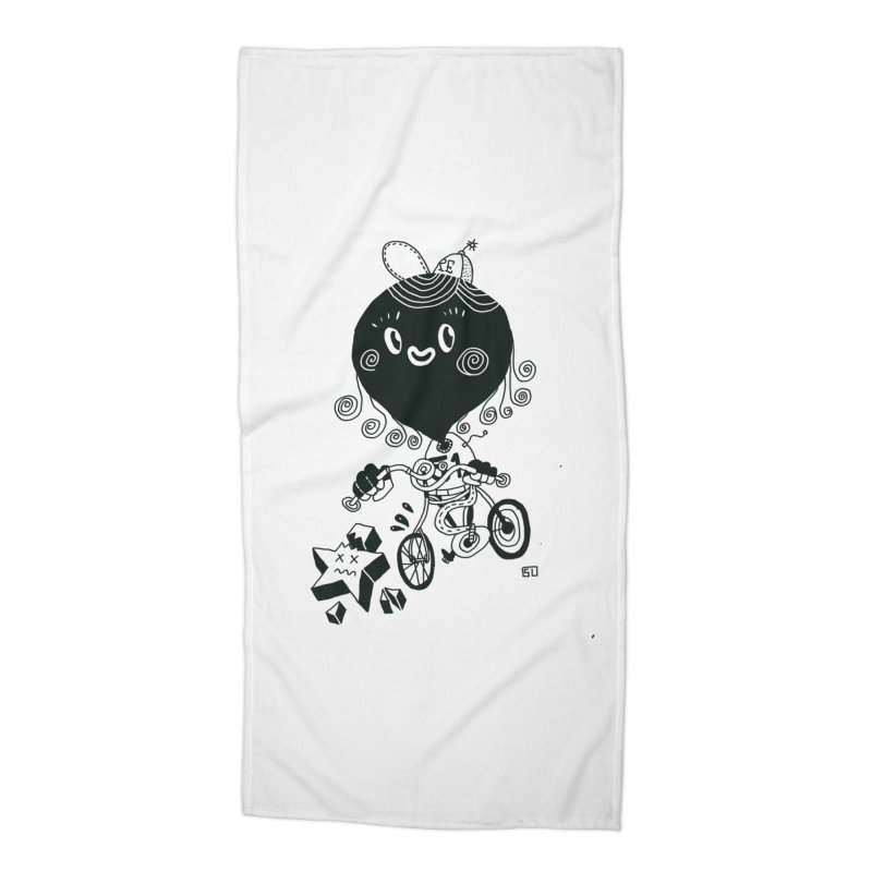Killyouridol Accessories Beach Towel by 51brano's Artist Shop