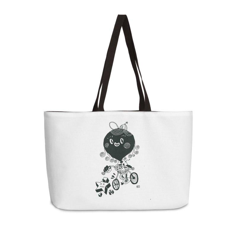 Killyouridol Accessories Weekender Bag Bag by 51brano's Artist Shop