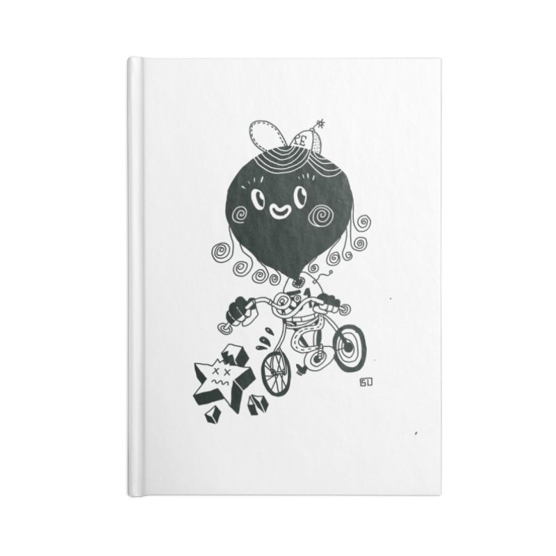 Killyouridol Accessories Lined Journal Notebook by 51brano's Artist Shop