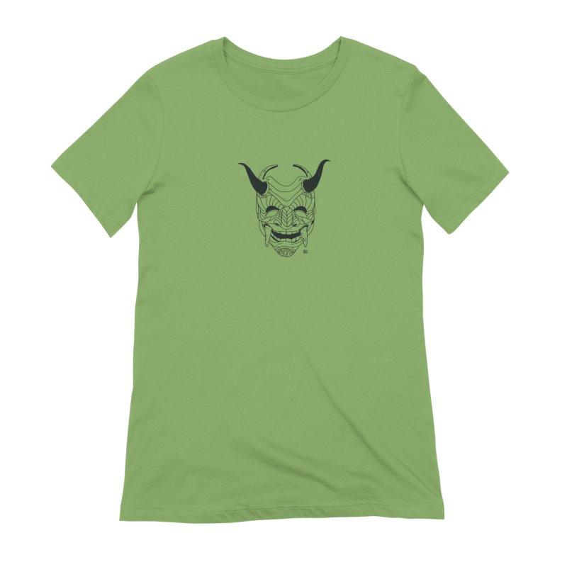 Hahaha Women's Extra Soft T-Shirt by 51brano's Artist Shop