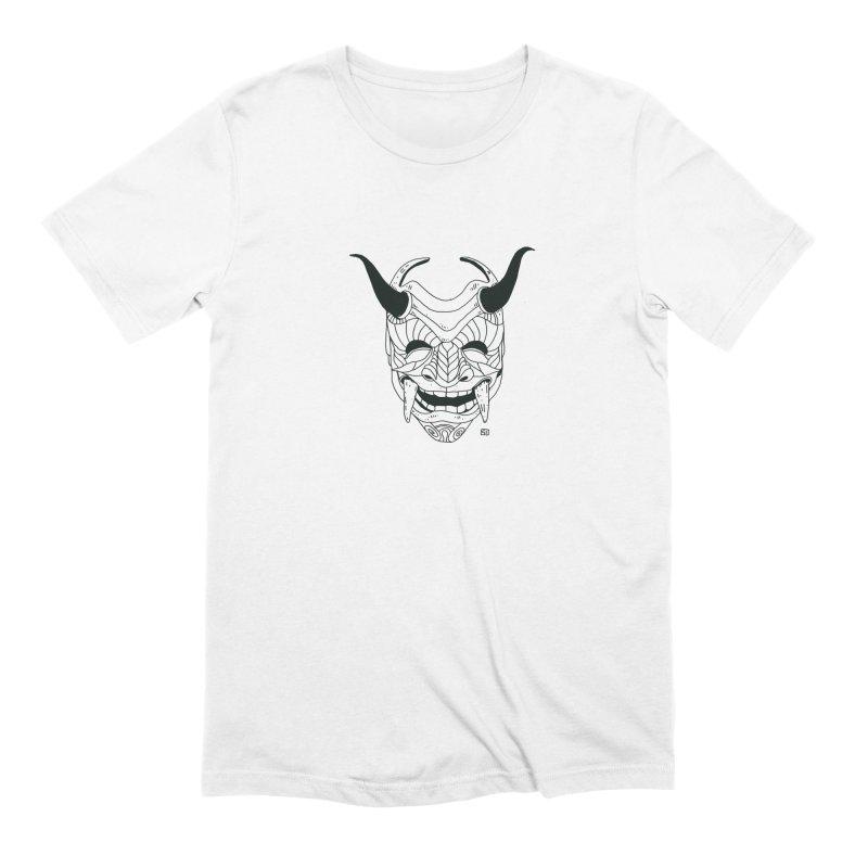 Hahaha Men's Extra Soft T-Shirt by 51brano's Artist Shop