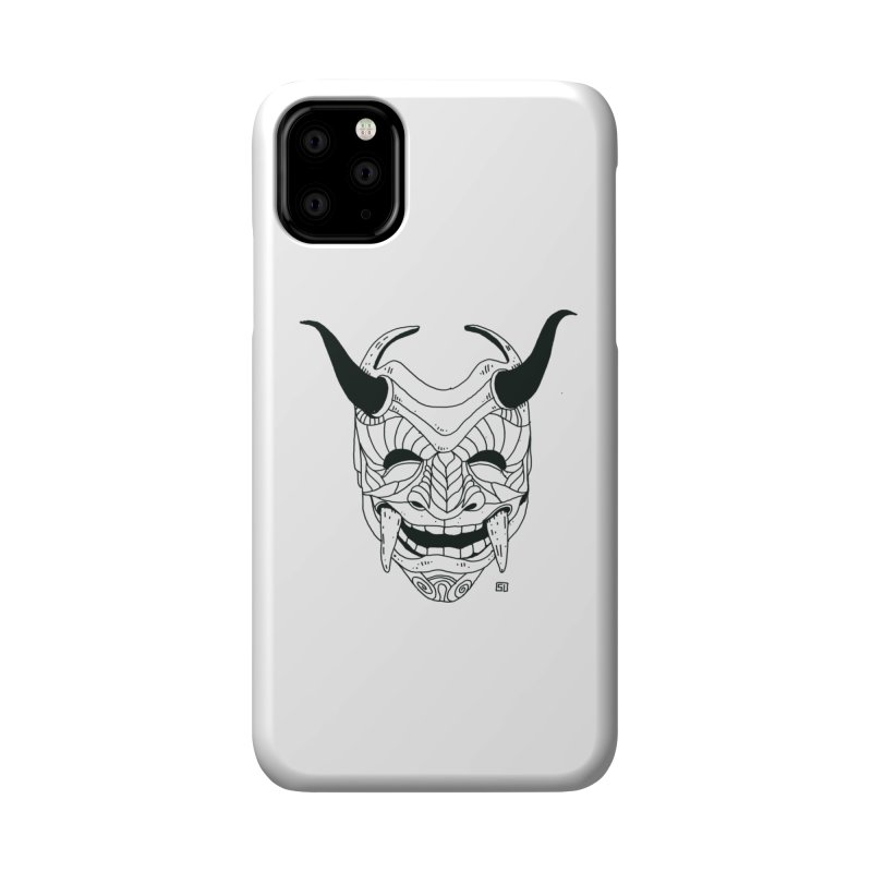 Hahaha Accessories Phone Case by 51brano's Artist Shop