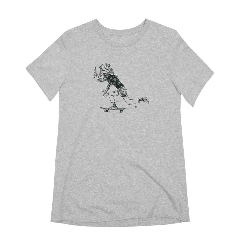 Wakanowaka Women's Extra Soft T-Shirt by 51brano's Artist Shop