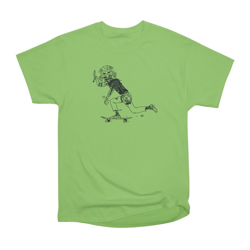 Wakanowaka Men's Heavyweight T-Shirt by 51brano's Artist Shop