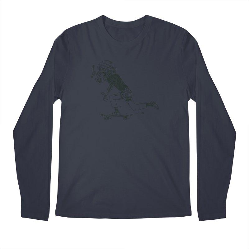 Wakanowaka Men's Regular Longsleeve T-Shirt by 51brano's Artist Shop