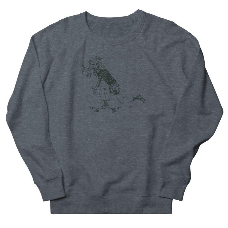 Wakanowaka Women's French Terry Sweatshirt by 51brano's Artist Shop