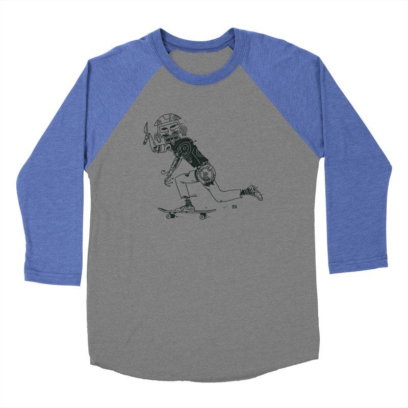 Wakanowaka Women's Baseball Triblend Longsleeve T-Shirt by 51brano's Artist Shop