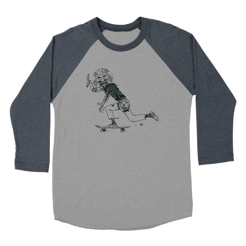Wakanowaka Men's Baseball Triblend Longsleeve T-Shirt by 51brano's Artist Shop