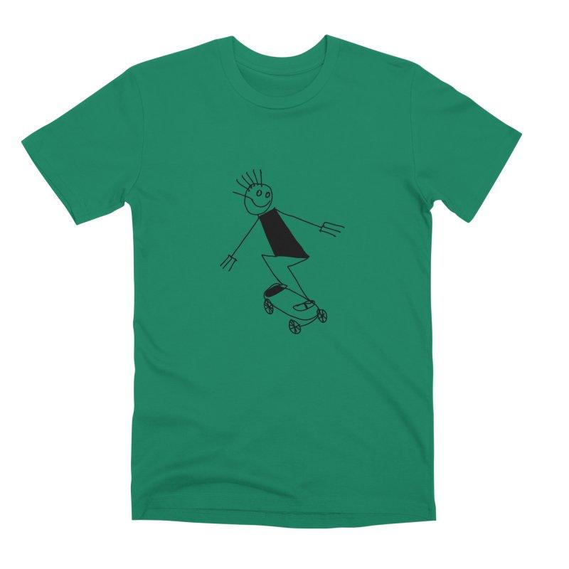 Childsplay Men's Premium T-Shirt by 51brano's Artist Shop