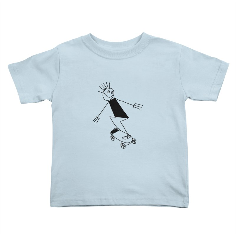Childsplay Kids Toddler T-Shirt by 51brano's Artist Shop